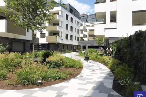 Goldegg Gardens: 120m² Neubau + 12m² Terrasse mit Topausstattung - 1040 Wien