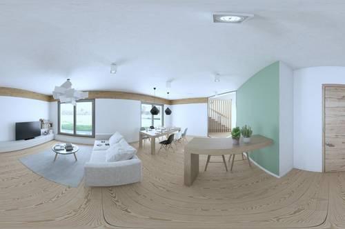 Einfamilienhaus in ökologischer Bauweise, Neubau, Mitgestaltung möglich