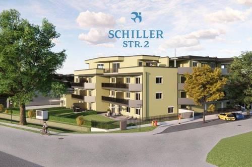 PROVISIONSFREI ! Moderne 2 Zimmer Neubauwohnung mit großer Balkonfläche