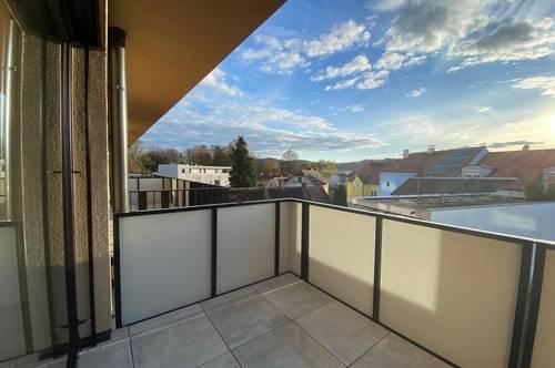 Wunderschöne Neubauwohnung mit großem Balkon im Herzen von Gleisdorf ...!
