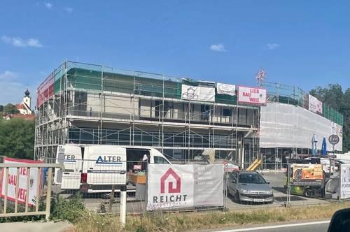 Nur noch 2 Wohnungen verfügbar! Neubauwohnungen in St. Margarethen an der Raab ...!