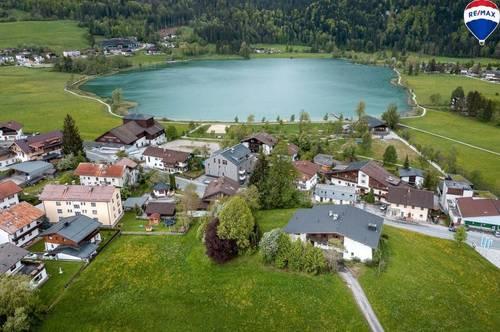 GUSTOSTÜCKERL - INVESTMENT - Grundstück mit Altbestand in bester Lage mit Seeblick in Thiersee zu kaufen!
