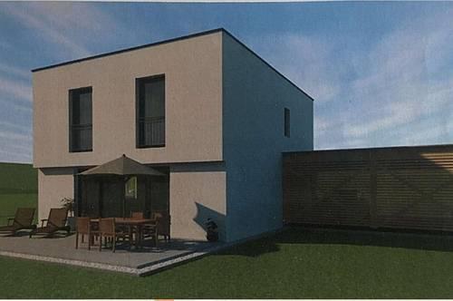 Moderner  Neubau im Grünen Ausbaustufe 1