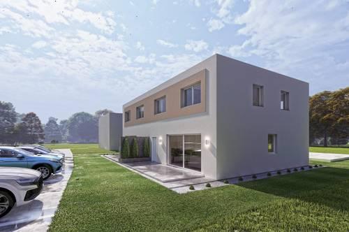 ERSTBEZUG, Doppelhaushälfte mit Garten in Mitterndorf, in ruhiger Wohnhausanlage!