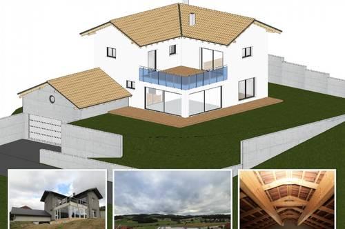 180 m² hochwertiger Rohbau für Ihr zukünftiges Zuhause
