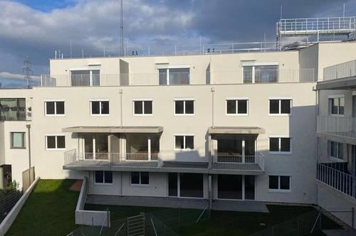 2 Zimmer mit Balkon, Tiefgarage - Erstbezug!