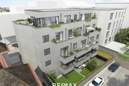 Exklusives Neubauprojekt im Zentrum von Klagenfurt