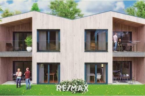 Moderne Doppelhausanlage am Sonnengrund