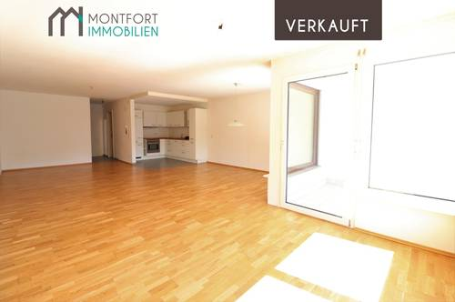 Ideale Starterwohnung!! 1,5 Zimmer (ca. 60 m²) mit premium Infrastruktur in Feldkirch (Tosters) zu verkaufen!