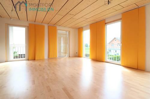 Nofels: schöne 3 ,5-Zimmerwohnung (ca. 64m²), ideal für Grenzgänger, zu vermieten!