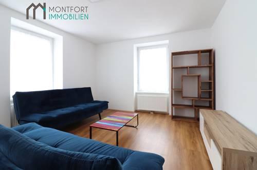 Modern, charmant und gut geschnitten: 2,5-Zimmewohnung mit 75 m² in Feldkirch zu vermieten!