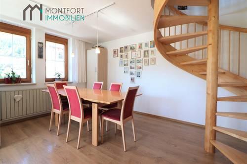 Gemütliche 3-Zimmer-Maisonettewohnung im Herzen von Bludesch zu verkaufen!