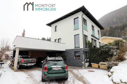 Feldkirch: harmonisches Einfamilienhaus in herrlicher Lage mit wundervollen Aussichten zu verkaufen!