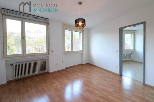 Zentrale 2,5-Zimmerwohnung (ca. 55 m²) in Feldkirch-Stadt zu vermieten!