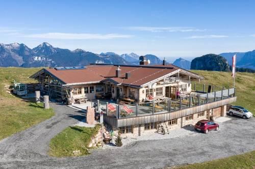 Alm im Skigebiet Almenwelt Lofer zum Verkauf!