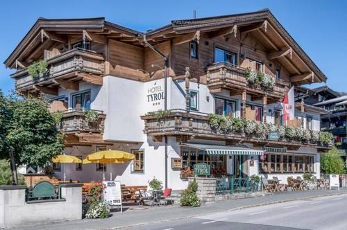 Traditionsreiches Hotel in den Kitzbüheler Alpen