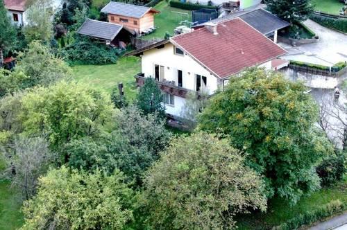 Schönes Wohnhaus mit großem Garten in Penk im Naturpark Mölltal