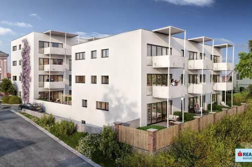 Exklusives Wohnen im Neubauprojekt Lilienblick Living