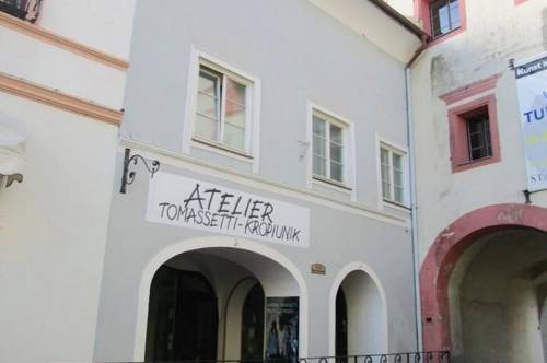 Historisches Stadthaus im Zentrum der Künstlerstadt Gmünd