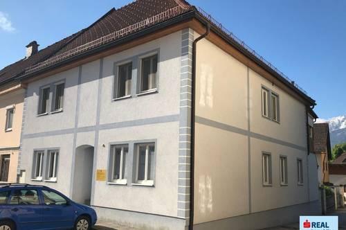 Arbeiten und wohnen - Geschäfts/Wohnhaus mit Doppelgarage im Herzen von Bleiburg