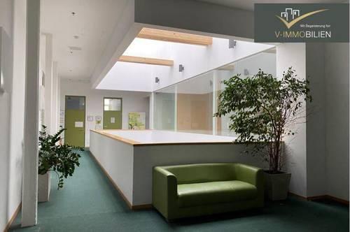 helle-klimatisierte Büroräumlichkeiten im Wirtschaftspark Walgau