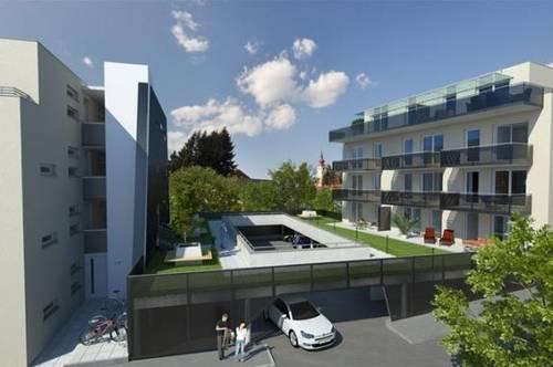 sonnige 38m² Wohnung mit Balkon in Graz St. Peter – maklerfrei / provisionsfrei