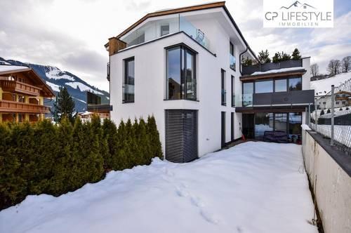 Stylische Gartenwohnung mit 3 Zimmern in ruhiger Lage von Brixen