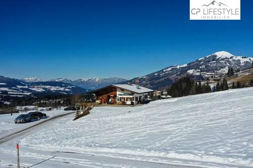 Ski-In Ski-Out Berggasthaus in zauberhafter Lage und mit TOP Anbindung