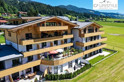Exklusives Penthouse in traumhafter Sonnenlage des Brixentals