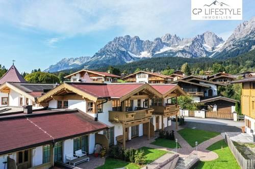 Exklusive Doppelhaushälfte im beliebten Ortsteil Prama (Going am Wilden Kaiser)