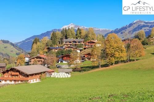 Wunderschöne Wohnung mit Hauscharakter in Jochberg