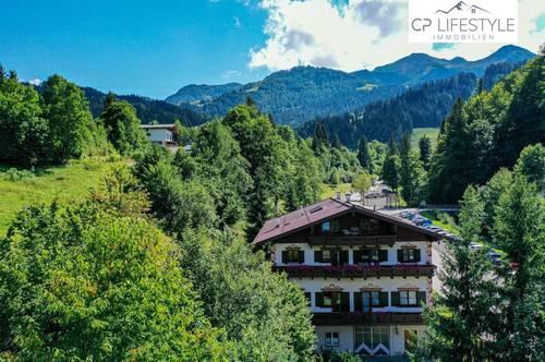 3-Zimmer Wohnung für Bergliebhaber an der Bergbahn mit Freizeitwohnsitz