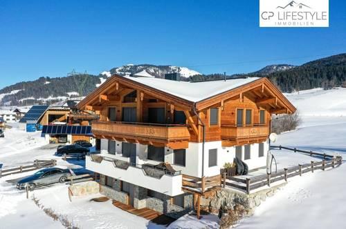 Traumhafte Dachgeschosswohnung mit Tiroler Charme in Fieberbrunn