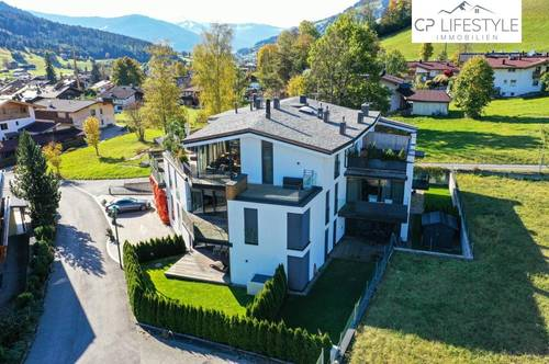 Traumhafte 3-Zimmer-Wohnung in Sonnenlage von Brixen im Thale