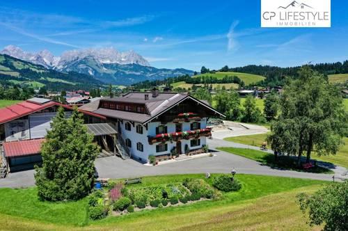 Traumhafte Penthouse-Wohnung in Golfplatz- und Seenähe in Reith bei Kitzbühel