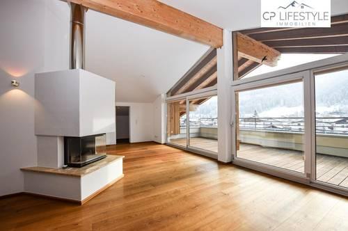 Top Penthouse in Zentrumslage von Brixen im Thale