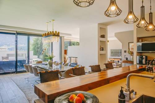 Wohnen in Bestlage - Exklusives Architektenhaus in Hochrum Provisionsfrei