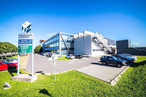 Technologiezentrum Jennersdorf - Flächen ab rund 25 m²