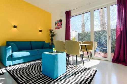 Kreatives Designer Apartment in der Kirchfeldgasse!