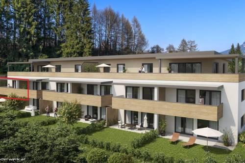 Exklusive 4-Zi. Neubauwohnung in Kufstein/Zell (voll möbliert, inkl. 2 TG-AAP)