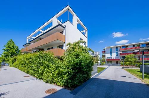 VERMIETET! Premium Wohnen am Almbach in Salzburg