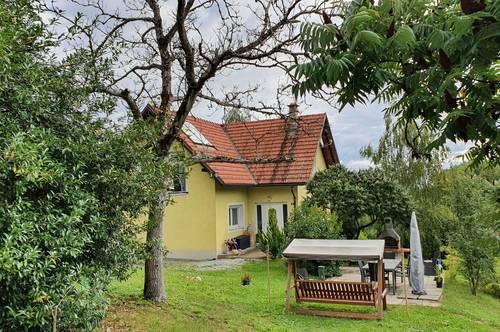 Wohnen in der Weststeiermark-Eigenheim mit 2 Wohneinheiten!