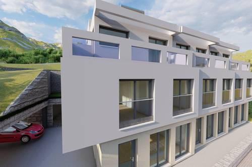 Neubauprojekt 'HERCULES' Reihenhaus in Döbling mit 2 Stellplätzen