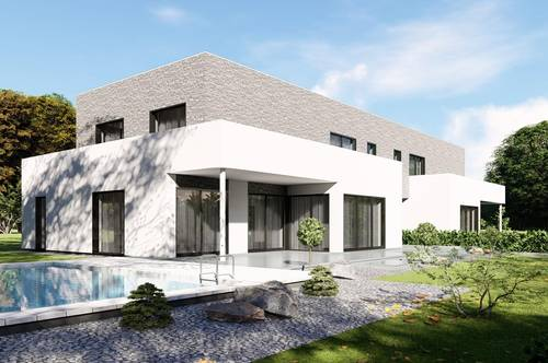 Doppelhaus in Gablitz inkl. Grundstück - Natur pur