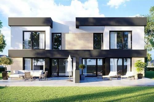 Alles inklusive - Stilvolles Doppelhaus in Gablitz inkl. Grundstück