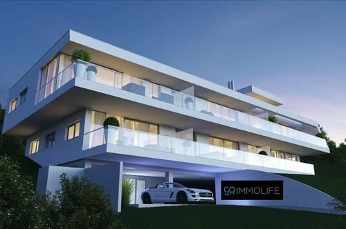 Neubauprojekt VIVET MILLSTATT mit einzigartigem Seeblick