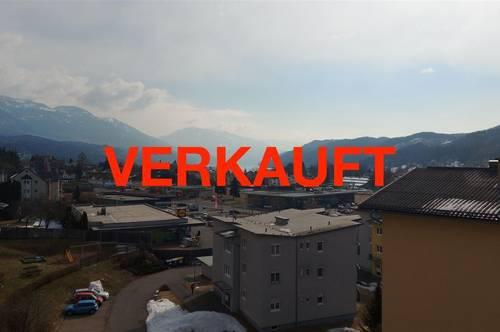 Generalsanierte 3-Zimmer-Wohnung in Seeboden mit Seeblick