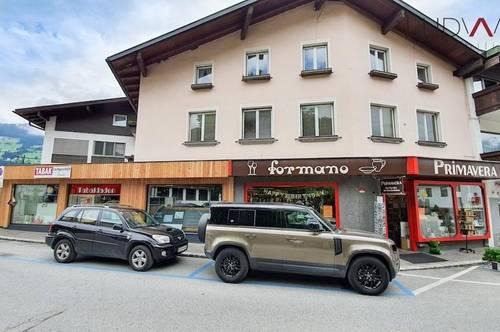Fügen: Geschäftslokal im Dorfzentrum