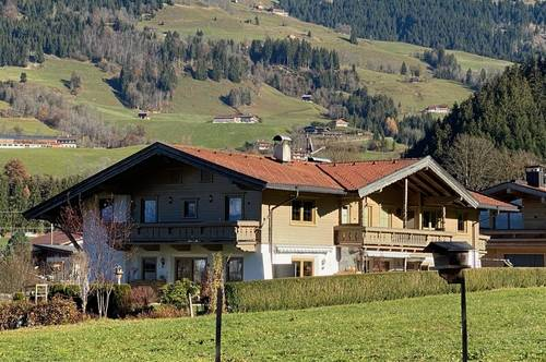 Dachgeschosswohnung in Aurach bei Kitzbühel