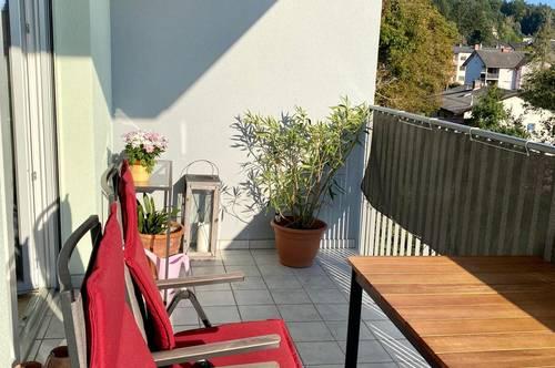 Sonniger Wohntraum mit Balkon inkl. Tiefgarage